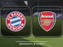 Bayern Monachium 5:1 Arsenal Londyn