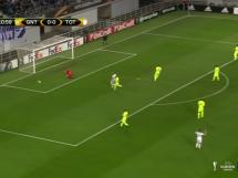 Gent 1:0 Tottenham Hotspur