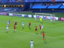 Celta Vigo 0:1 Szachtar Donieck
