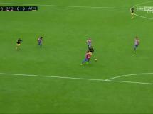Sporting Gijon 1:4 Atletico Madryt