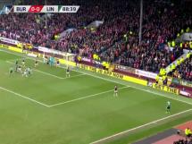 Burnley 0:1 Lincoln