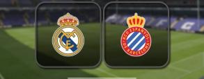 Real Madryt 2:0 Espanyol Barcelona