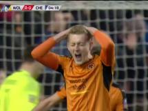 Wolverhampton 0:2 Chelsea Londyn
