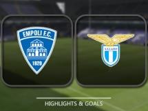 Empoli 1:2 Lazio Rzym