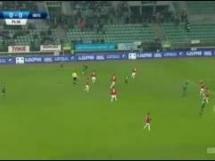 Śląsk Wrocław 1:0 Wisła Kraków