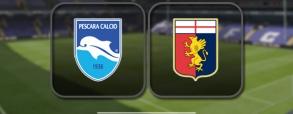 Pescara 5:0 Genoa