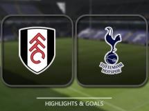 Fulham 0:3 Tottenham Hotspur