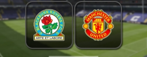 Blackburn Rovers 1:2 Manchester United