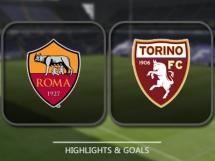 AS Roma 4:1 Torino