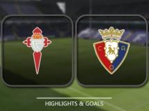 Celta Vigo 3:0 Osasuna
