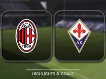 AC Milan 2:1 Fiorentina