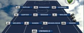 Den Haag 0:1 Feyenoord