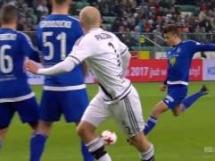 Legia Warszawa 1:3 Ruch Chorzów