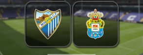 Malaga CF 2:1 Las Palmas