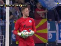 Schalke 04 1:1 PAOK Saloniki