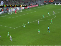 Saint Etienne 0:1 Manchester United