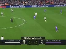 Valencia CF 2:1 Real Madryt