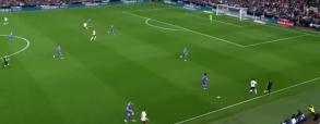 Piękny gol Zazy z Realem! [Wideo]