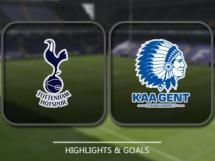 Tottenham Hotspur 2:2 Gent