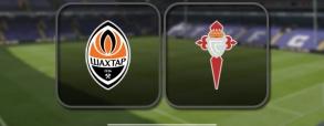 Szachtar Donieck 0:1 Celta Vigo