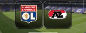 Olympique Lyon 7:1 AZ Alkmaar