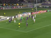 Fiorentina 2:4 Borussia Monchengladbach