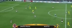 Sparta Praga 1:1 FK Rostov