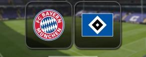 Bayern Monachium 8:0 Hamburger SV