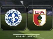 SV Darmstadt 1:2 Augsburg