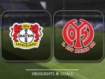 Bayer Leverkusen 0:2 FSV Mainz 05