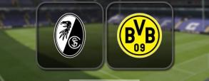 Freiburg 0:3 Borussia Dortmund