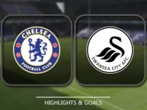 Chelsea Londyn 2:1 Swansea City