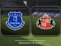 Everton 2:0 Sunderland