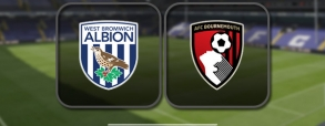West Bromwich Albion 2:1 AFC Bournemouth