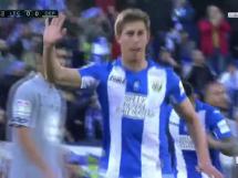 Leganes 4:0 Deportivo La Coruna