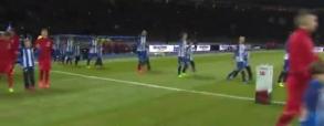 Hertha Berlin 2:0 Eintracht Frankfurt