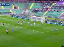 US Palermo 1:1 Sampdoria