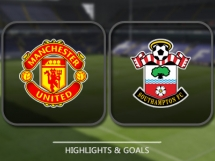Southampton 2:3 Manchester United