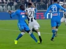 Juventus Turyn 3:1 Napoli