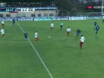 Frejus St Raphael - Auxerre 2:0
