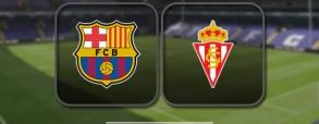 FC Barcelona 6:1 Sporting Gijon