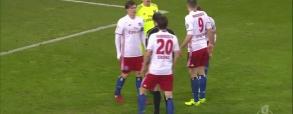 Hamburger SV 1:2 Borussia Monchengladbach