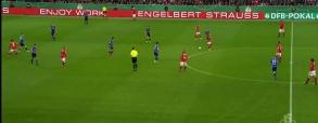 Dwie bramki Lewandowskiego z Schalke!