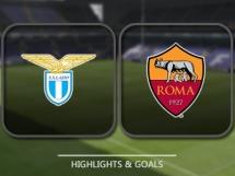 Lazio Rzym 2:0 AS Roma