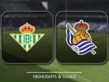 Betis Sewilla 2:3 Real Sociedad
