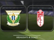 Leganes 1:0 Granada CF