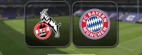 FC Koln 0:3 Bayern Monachium