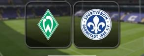 Werder Brema 2:0 SV Darmstadt