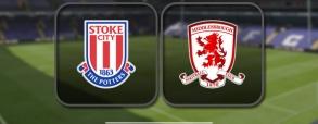 Stoke City 2:0 Middlesbrough