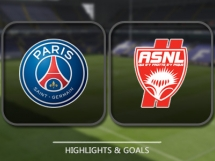 PSG 1:0 Nancy